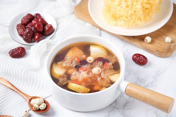 银耳红枣汤的做法 银耳红枣汤怎么做