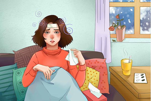 鼻涕带血丝怎么回事 鼻涕带血丝是什么原因造成的