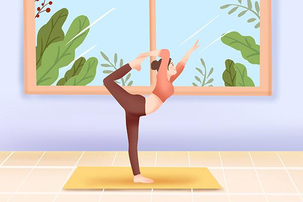 练瑜伽的好处和坏处