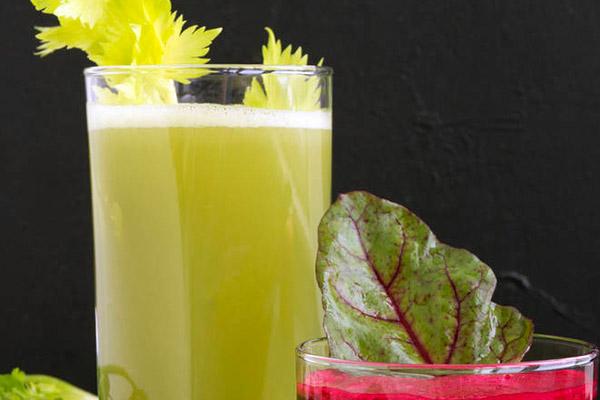 芹菜汁的功效与作用