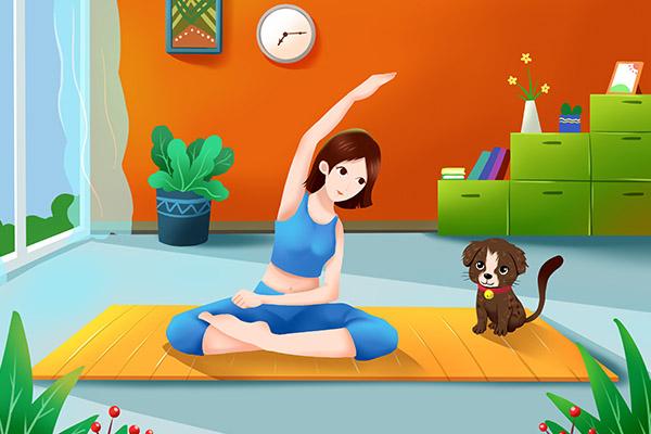 瑜伽的好处及作用