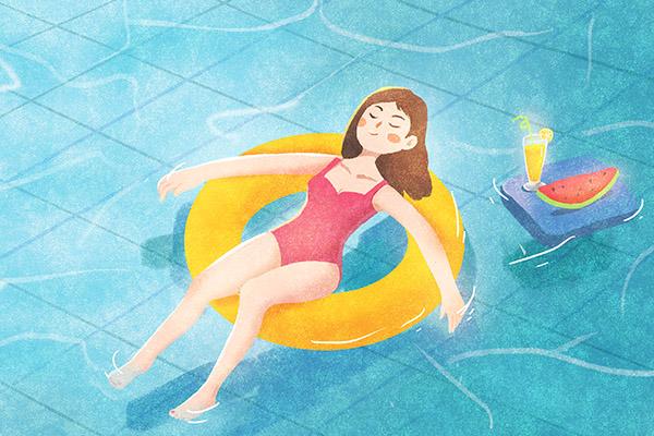 游泳能减肥吗