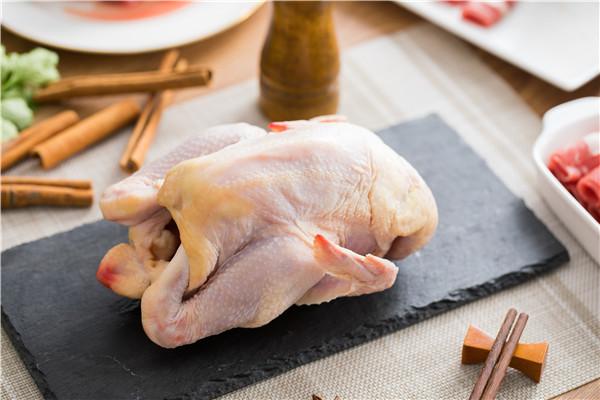 鸡肉的功效与作用