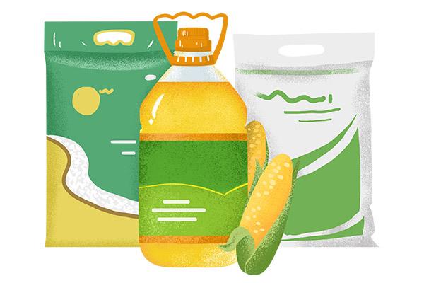 玉米油的功效与作用