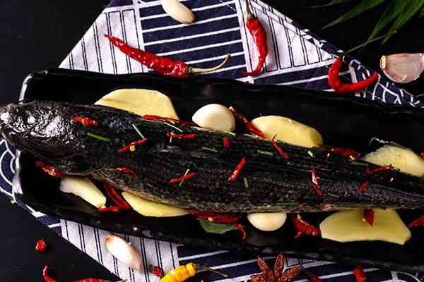 黑鱼汤的功效与作用