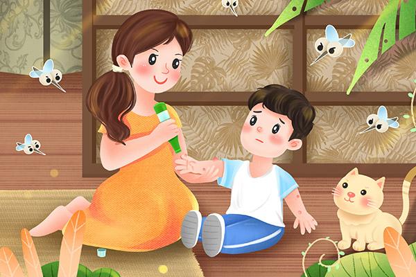 宝宝被蚊子咬了怎么消肿止痒最快