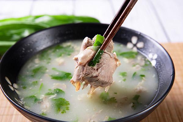 羊肉汤的功效