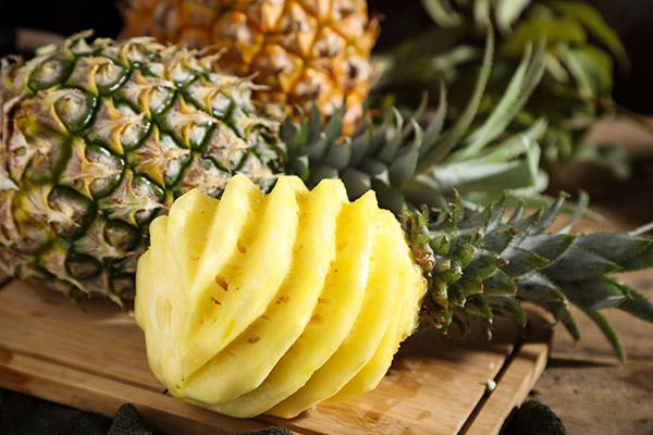 菠萝的功效
