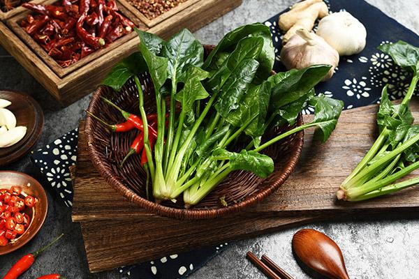 孕妇能吃菠菜吗